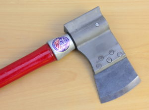 Handle and Titanium Core Felling Axe Head